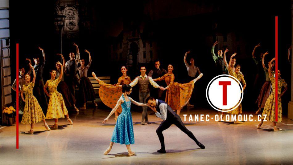 Balet pro Olomouc na Horním náměstí | Tanec-Olomouc.cz