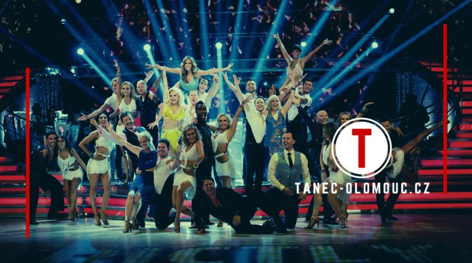 Tanec v televizi | Tanec-Olomouc.cz